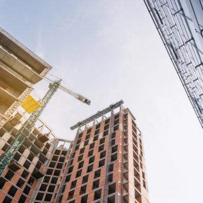 Hochbau / Industriebau / Stahlbau
