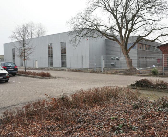 Hallenbau in PortaPorta Westfalica