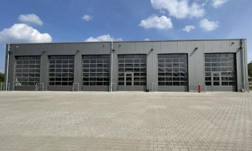 Fahrzeughalle Melle-Wellingholzhausen